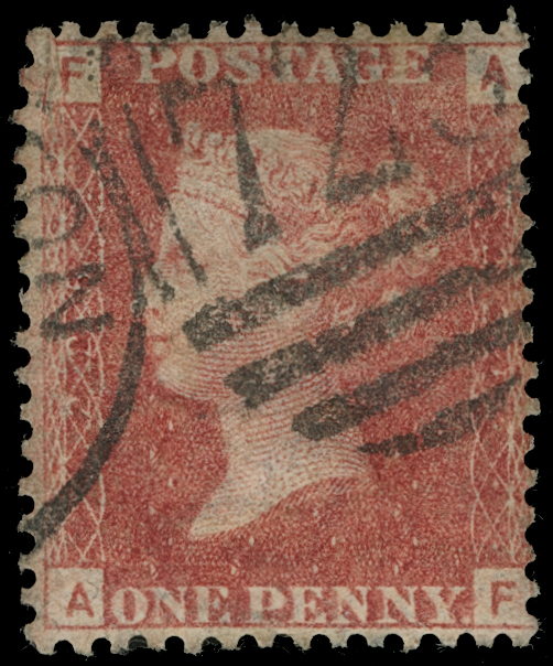 Lot 11 - Great Britain  -  COLONIAL STAMP CO. Auction #130 - Public Auction