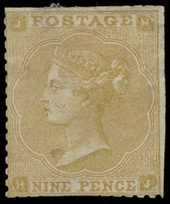 Lot 13 - Great Britain  -  COLONIAL STAMP CO. Auction #130 - Public Auction