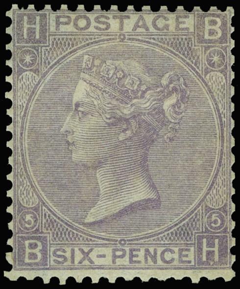 Lot 18 - Great Britain  -  COLONIAL STAMP CO. Auction #135 - Public Auction
