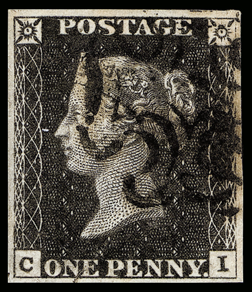 Lot 2 - Great Britain  -  COLONIAL STAMP CO. Auction #130 - Public Auction