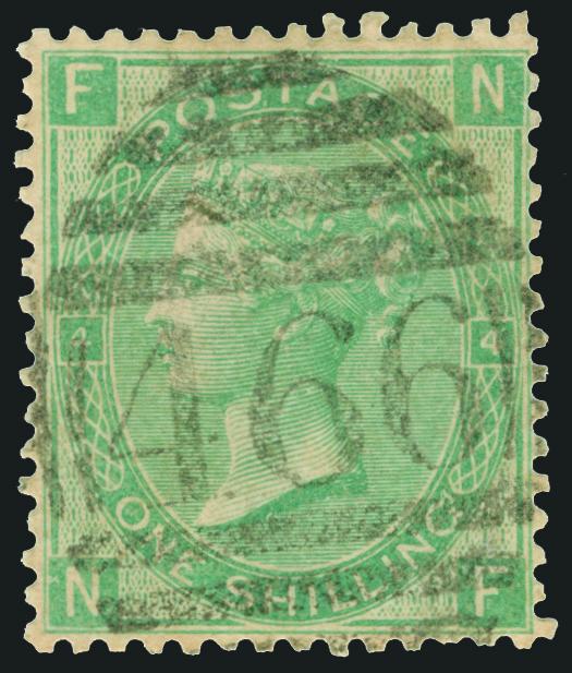 Lot 20 - Great Britain  -  COLONIAL STAMP CO. Auction #130 - Public Auction