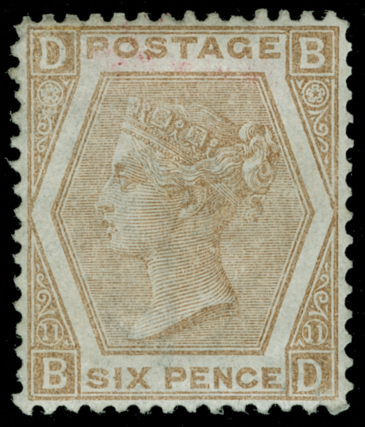 Lot 21 - Great Britain  -  COLONIAL STAMP CO. Auction #130 - Public Auction