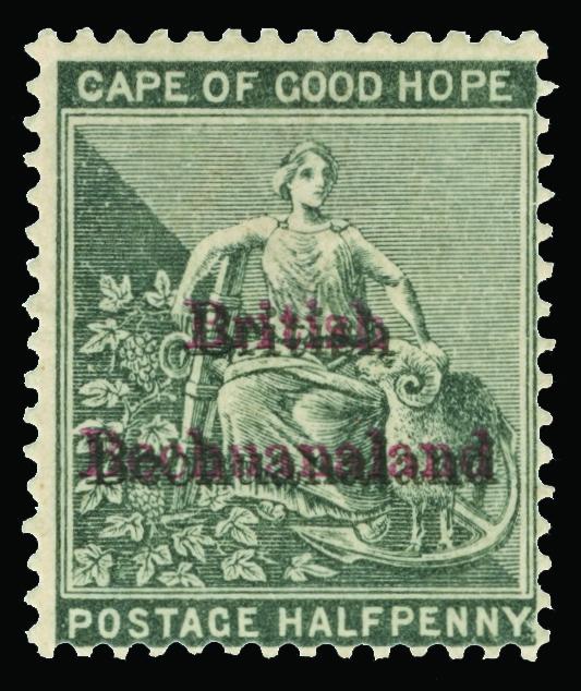 Lot 253 - british guiana  -  COLONIAL STAMP CO. Auction #135 - Public Auction