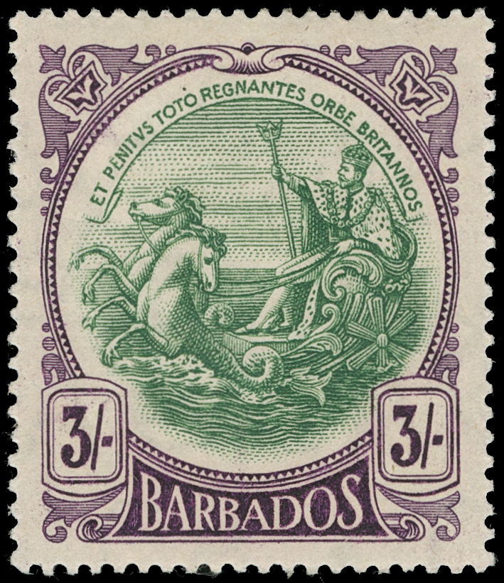 Lot 270 - bechuanaland  -  COLONIAL STAMP CO. Auction #133 - Public Auction