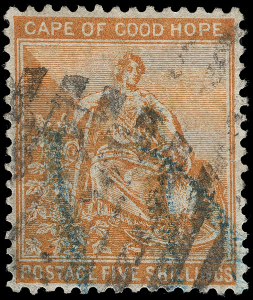Lot 503 - Ceylon  -  COLONIAL STAMP CO. Auction #133 - Public Auction