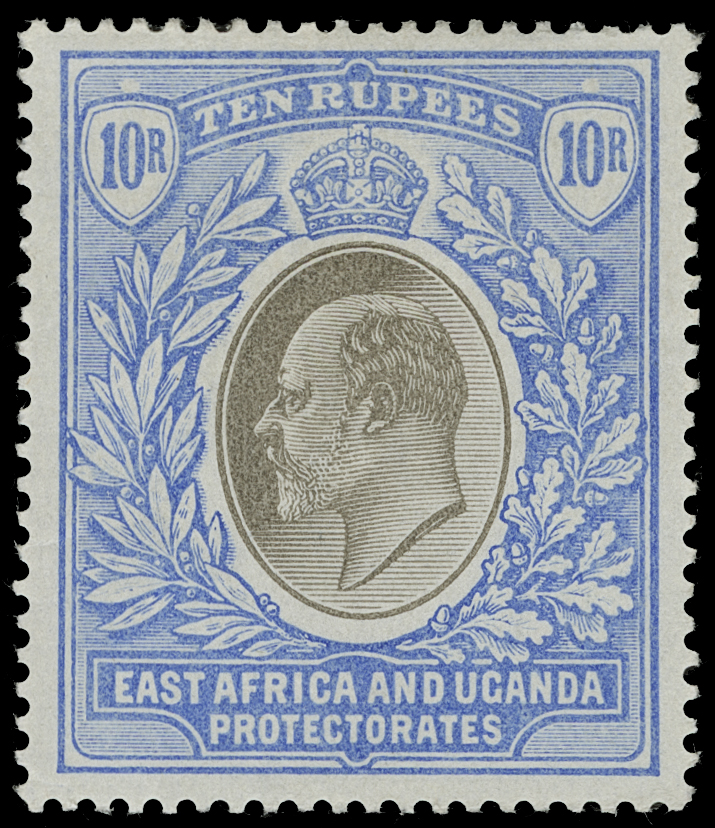 Lot 590 - Kenya, Uganda and Tanganyika  -  COLONIAL STAMP CO. Auction #130 - Public Auction