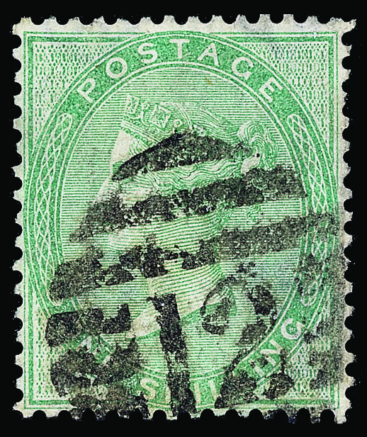 Lot 9 - Great Britain  -  COLONIAL STAMP CO. Auction #130 - Public Auction